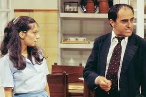 Elisa (Bia Nunnes) e Nonô Corrêa (Ary Fontoura) em Amor com Amor se Paga