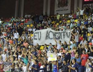basquete mogi limeira nbb 2014 jogo 4 (Foto: Petterson Rodrigues)