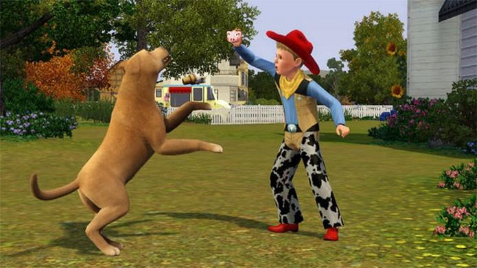 Confira os chats de The Sims 3 (Foto: Divulgação)