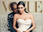 Kim Kardashian e Kanye West estão casados, diz revista