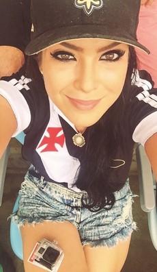 Débora Lyra, ex-Miss Brasil (Foto: Reprodução/Instagram)