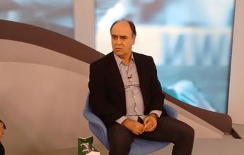 """""""Absolutamente feliz"""", Marcelo Oliveira diz estar impressionado com Palmeiras"""