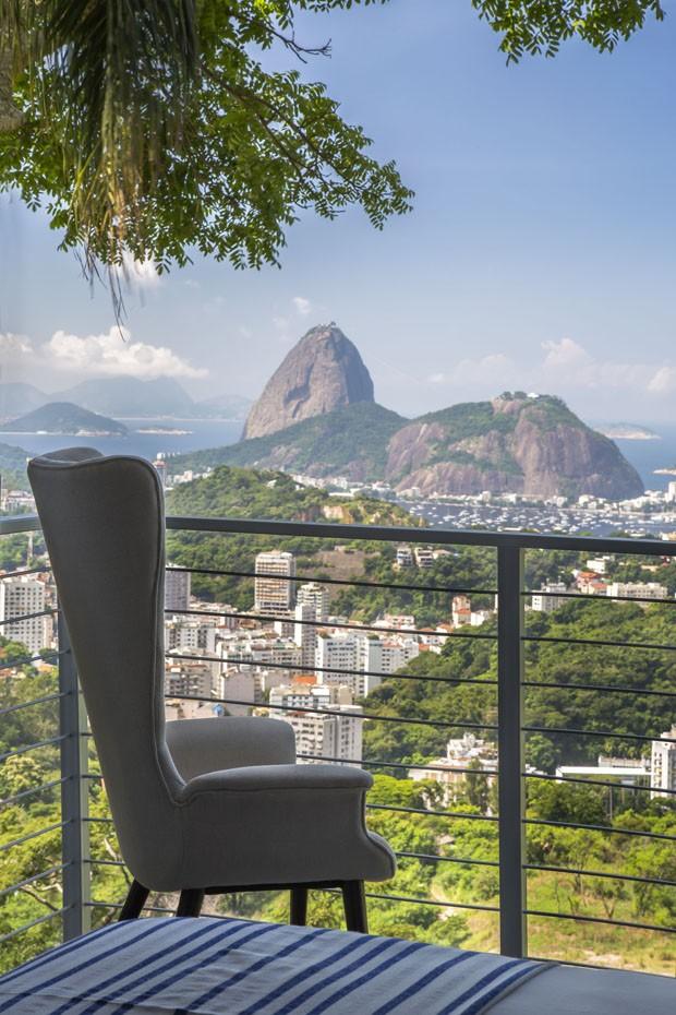 Novo hotel no Rio de Janeiro investe em arte e design (Foto: Divulgação)