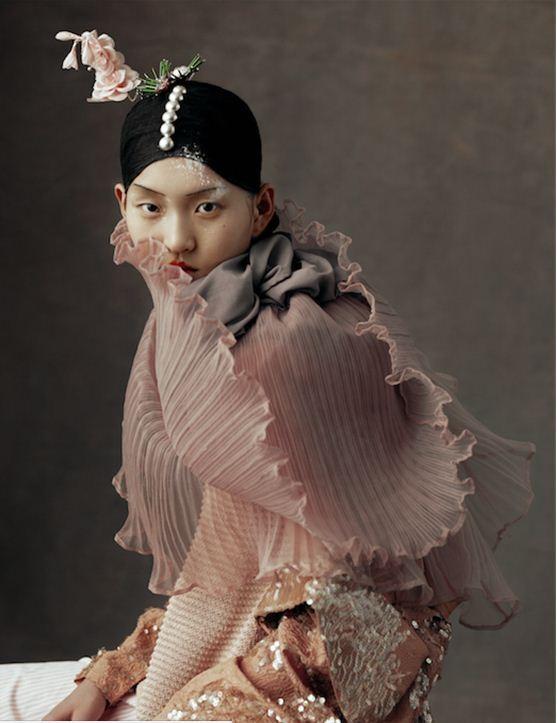 Vogue Itália apresenta festival de fotos de moda em Milão  (Foto: Divulgação)