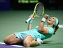 Última a se classificar para o Finals, Kuznetsova é 1ª garantida na semifinal