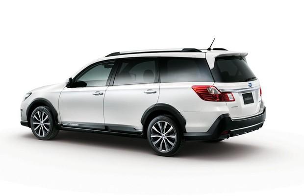 Subaru Exiga Crossover 7 (Foto: Divulgação)