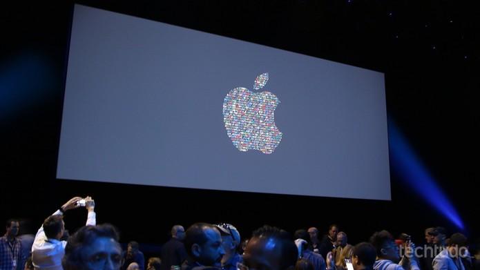 Apple reuniu programadores e estudantes para mostrar novidades (Foto: Fabrício Vitorino/TechTudo)
