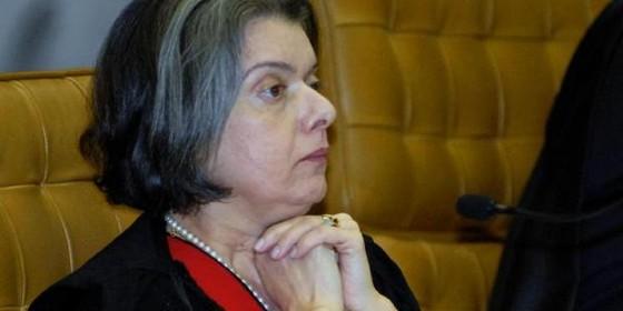 A ministra Cármen Lúcia, presidente do TSE (Foto: Fabio Pozzebom / ABr)
