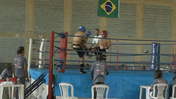Copa Kickboxing de Divinópolis Minas Gerais Centro-Oeste Lutas (Foto: FMKB/Divulgação)