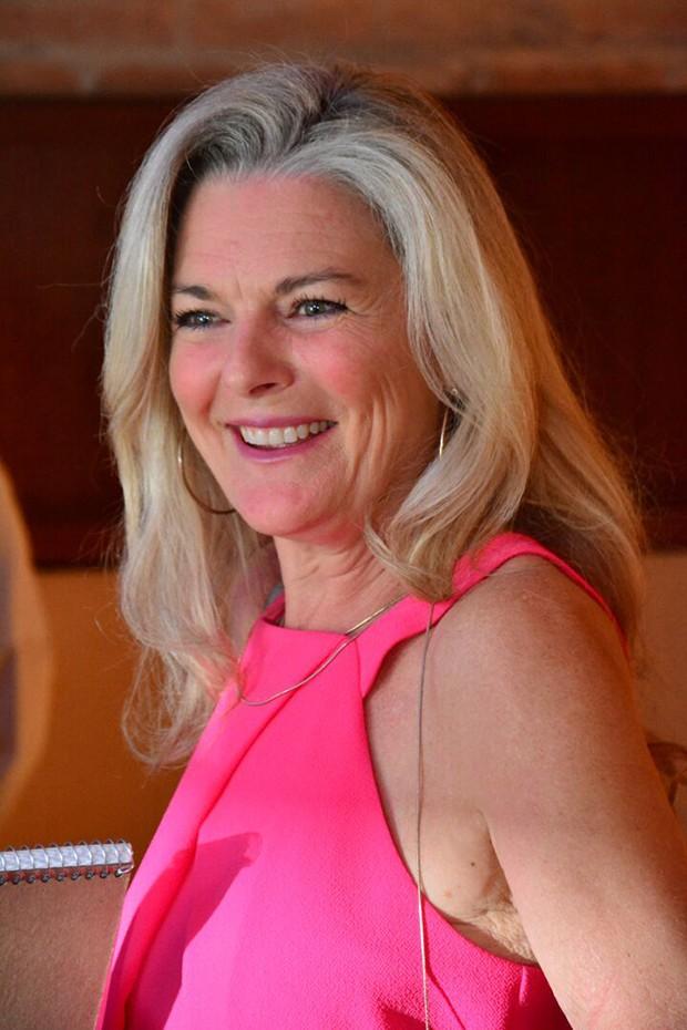 Laura Fairweather (Foto: Reinaldo Rollo)