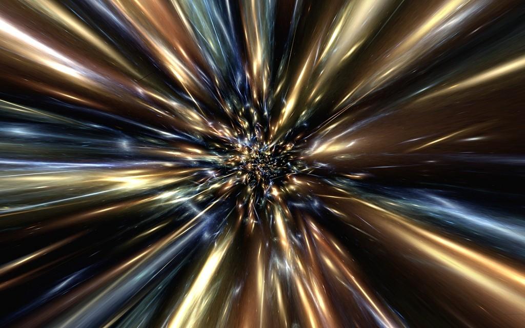 Universo sofreu uma rápida expansão (Foto: LLacertae/Flickr/Creative Commons)