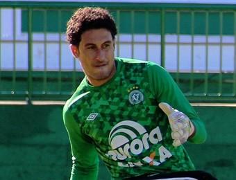 Lauro Chapecoense (Foto: Diego Carvalho/Aguante/Chapecoense)