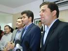 Prefeito de Maceió se afasta do cargo e presidente da Câmara assume