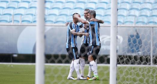PRESENTÃO (Lucas Uebel/Divulgação Grêmio)
