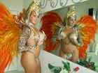 De volta ao carnaval carioca, Ângela Bismarchi diz: 'Vai ter plástica de novo'