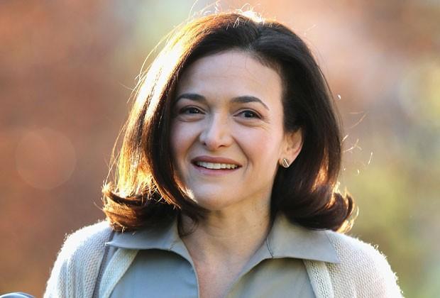 Chefe operacional do Facebook, Sheryl Sandberg tem dois filhos (Foto: Getty Images)