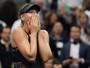 Sharapova derruba Halep na estreia do US Open e volta a vencer em Slams