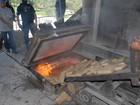 Mais de 17 toneladas de drogas são incineradas no Paraná