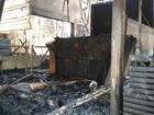 Defesa Civil interdita casas após fogo atingir academia em Mogi das Cruzes