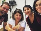 Internada, Roberta Miranda tranquiliza fãs sobre procedimento cirúrgico