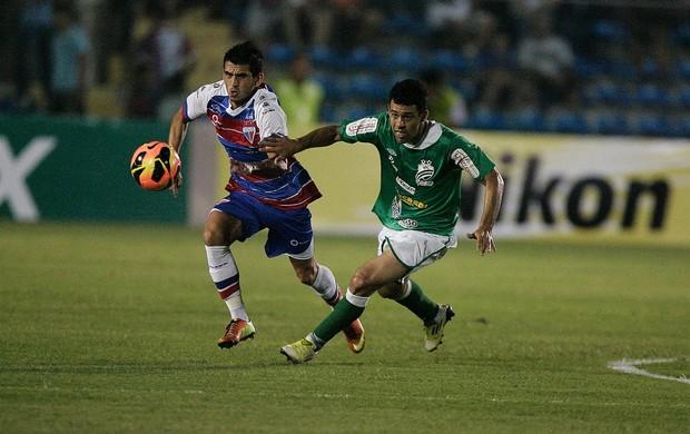 Fortaleza x Luverdense Copa do Brasil PV (Foto: Kid Júnior/Agência Diário)