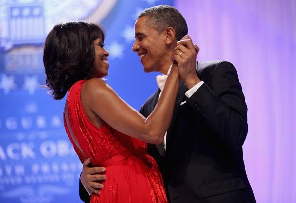 Michelle Obama tem o braço mais desejado pelas americanas (Foto: Getty Images)