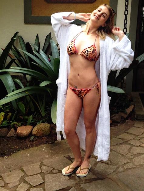 Aimée Madureira (Foto: Arquivo pessoal)
