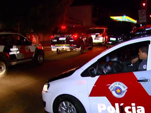 Operação conjunta fiscalizou casas de shows e boates de São Carlos (Foto: Wilson Aiello/EPTV)