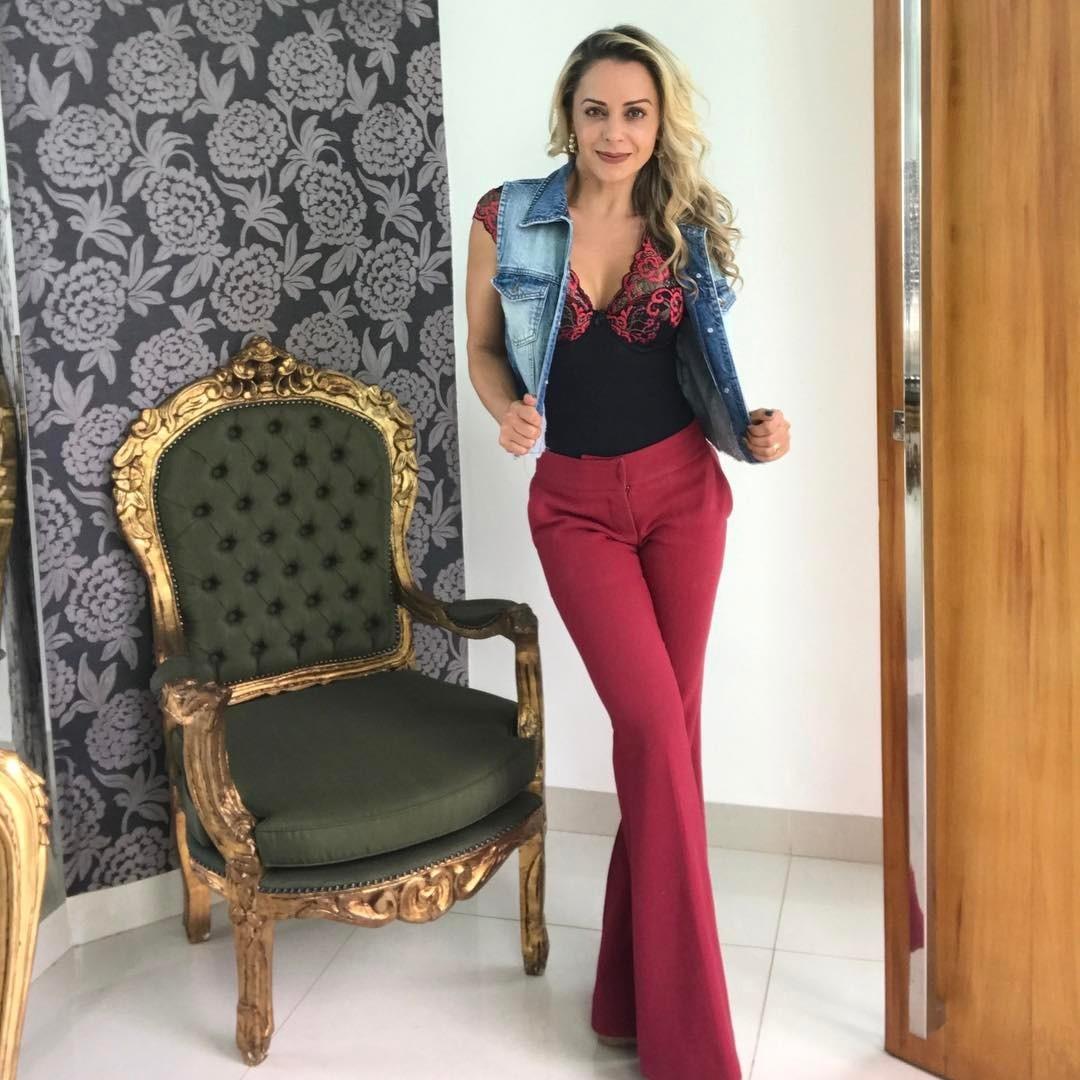 Simone Mendes -  colete