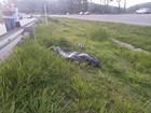 Jovem morre e outro fica ferido em acidente com moto em Pará de Minas