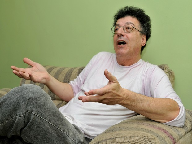Professor Manoel Luiz Malaguti foi denunciado por racismo  (Foto: Fernando Madeira/ A Gazeta - 04/11/2014)