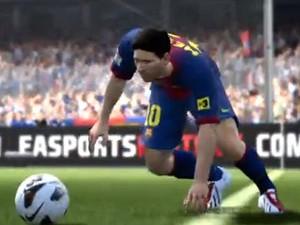 Messi em 'Fifa 14' (Foto: Divulgação/Electronic Arts)