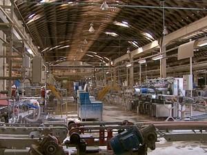 Produção de cerâmica é uma das apostas em Porto Ferreira (Foto: Paulo Chiari/EPTV)