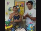 Bebê com doença rara faz 1 ano e segue à espera de cirurgia nos EUA