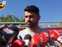"""Diego Costa se apresenta à Espanha e projeta melhor versão """"com o tempo"""""""