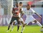 """Com entorse, Wellington Silva acalma a torcida: """"Na semana volto a treinar"""""""