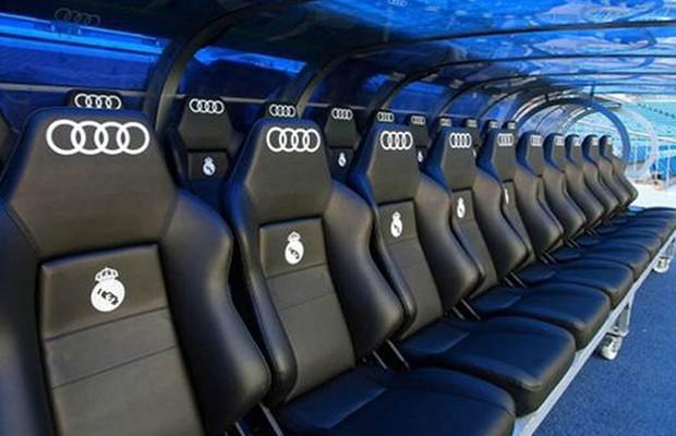 Audi investe pesado em patrocínios de futebol (Foto: Divulgação)