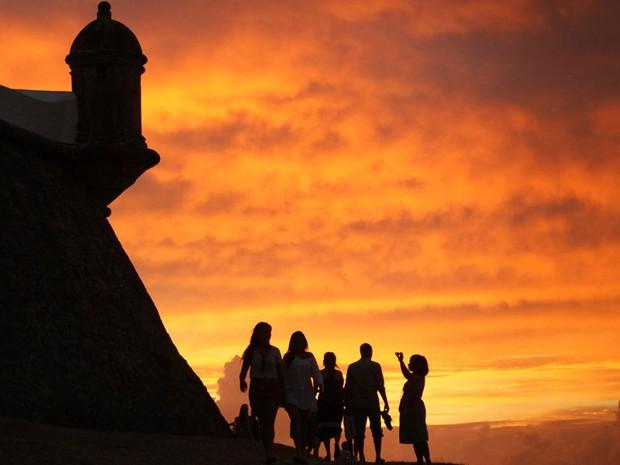 Farol da Barra, Salvador (Foto: Egi Santana/G1)