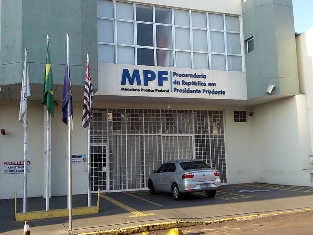 Ação do Ministério Público Federal está em andamento desde 2001 (Foto: Stephanie Fonseca/G1)