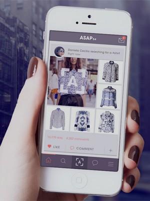 19531cf8877 G1 - Apps usam fotos de roupas para encontrar peças parecidas na web ...