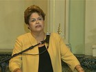 Dilma celebra contratos e projeta até 18 mil empregos no Polo Naval do RS