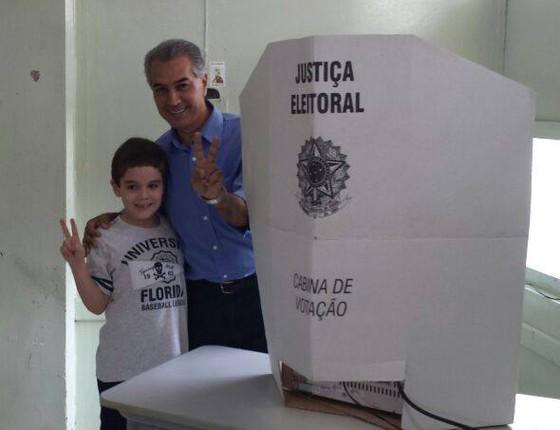 Governador de Mato Grosso do Sul deixa para depois do Carnaval decisão sobre reeleição