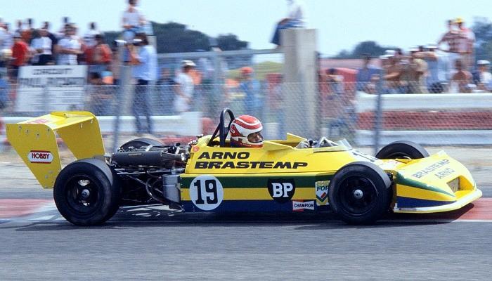 Nelson Piquet na Fórmula 3 Inglesa