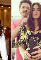 Thaila Ayala corta os cabelos e exibe novo visual na web