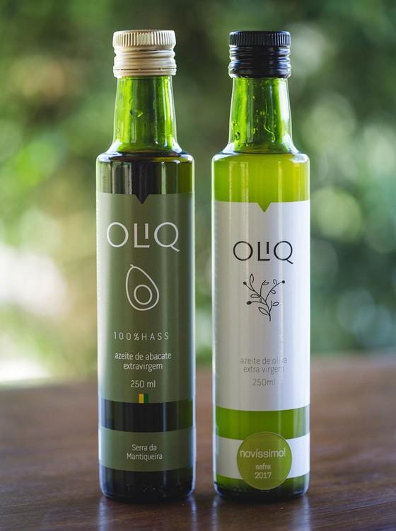 Oliq produz azeite de abacate na entressafra das oliveiras. (Foto: Divulgação)