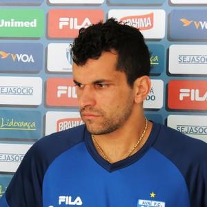 Eltinho Avaí (Foto: Diego Madruga)