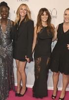 Julia Roberts, Penélope Cruz e outras famosas vão a evento de beleza