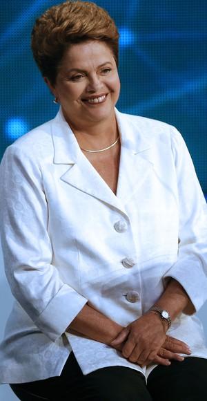 A presidente Dilma Rousseff (PT), candidata à reeleição (Foto: Andre Penner/AP)