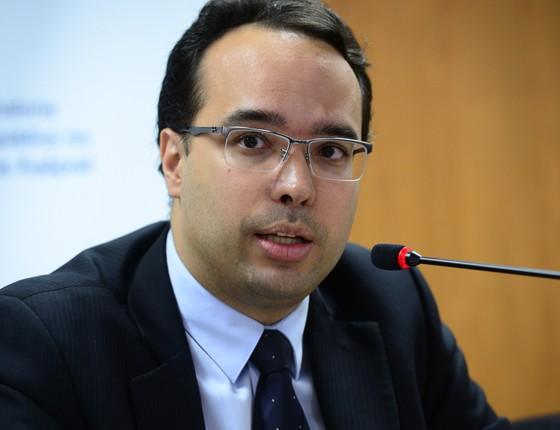 O procurador regional da República José Alfredo vai coordenar a Lava Jato na PGR (Foto: Agência Brasil)
