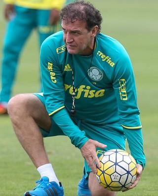 Cuca Palmeiras (Foto: César Greco / Ag. Palmeiras / Divulgação)